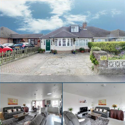 3 bedroom bungalow for sale - Shakespeare Road, LU4