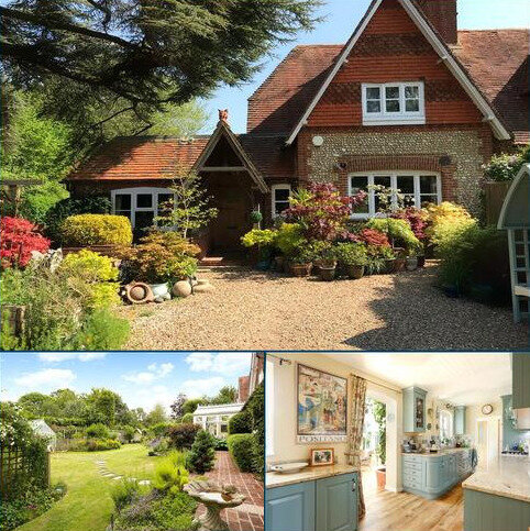 3 bedroom semi-detached house for sale - Cleves Lane Cottages, Upton Grey, Basingstoke Hampshire RG25
