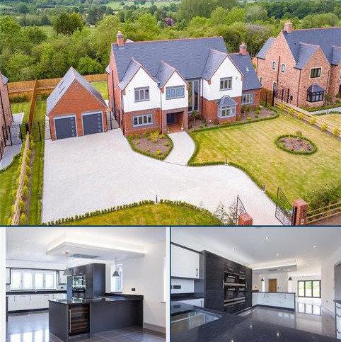 5 bedroom detached house for sale - Church Bank, Binton Road, Welford-On-Avon, CV37