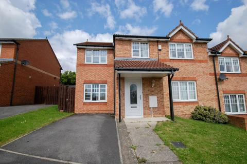 4 bedroom semi-detached house for sale - Long Row Close, Greenside.