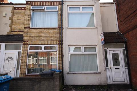 2 bedroom terraced house to rent - Devon Street, Hull, HU4