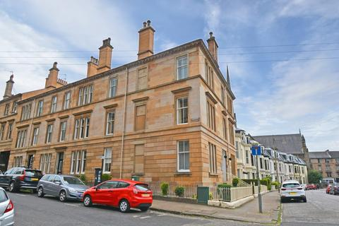 4 bedroom flat for sale - 31 Lansdowne Crescent, Kelvinbridge, G20 6NH