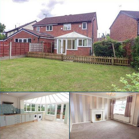 2 bedroom semi-detached house for sale - Bishop Close, Ashton-under-Lyne, Greater Manchester, OL7