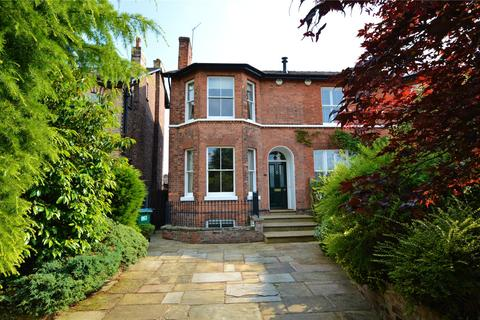 4 bedroom semi-detached house for sale - West Road, Bowdon, Cheshire, WA14