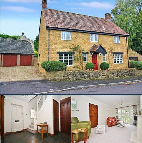 4 bedroom house for sale - Lower Orchard, Barrington, Ilminster, Somerset, TA19