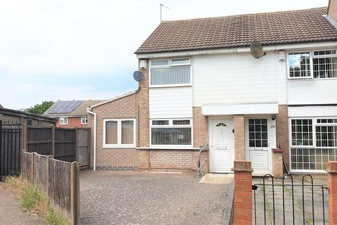3 bedroom end of terrace house to rent - Archer Close, Rushey Mead, Leicester LE4