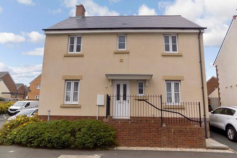 4 bedroom detached house for sale - Ffordd Y Draen, Coity , Bridgend. CF35 6DQ