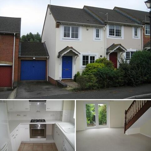 2 bedroom end of terrace house to rent - Shelley Close, Yeovil BA21