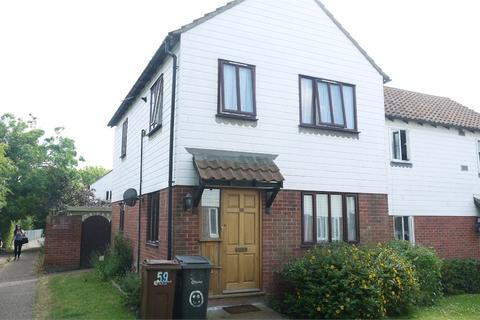 3 bedroom semi-detached house to rent - Keats Square, South Woodham Ferrers, CHELMSFORD, Essex