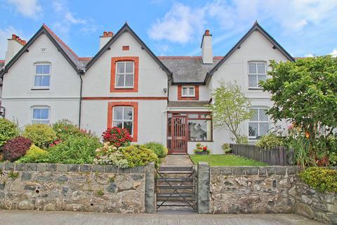 3 bedroom terraced house for sale - Gwyllt Road, Llanfairfechan, North Wales