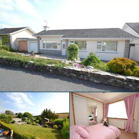 3 bedroom detached bungalow for sale - Chichester Crescent, Newquay
