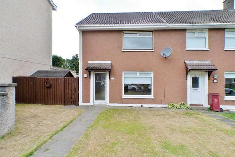 2 bedroom end of terrace house for sale - Chalmers Crescent, Murray, EAST KILBRIDE