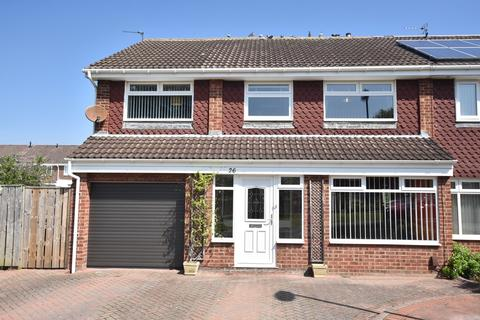 4 bedroom semi-detached house for sale - Basil Way, South Shields