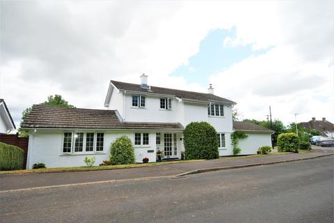 4 bedroom detached house for sale - Heol St Cattwg, Pendoylan, Near Cowbridge, Vale of Glamorgan, CF71 7UG