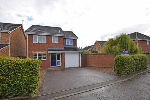 4 bedroom detached house for sale - Sandover Close, West Winch