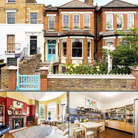 5 bedroom terraced house for sale - Parkholme Road, Hackney, London, E8