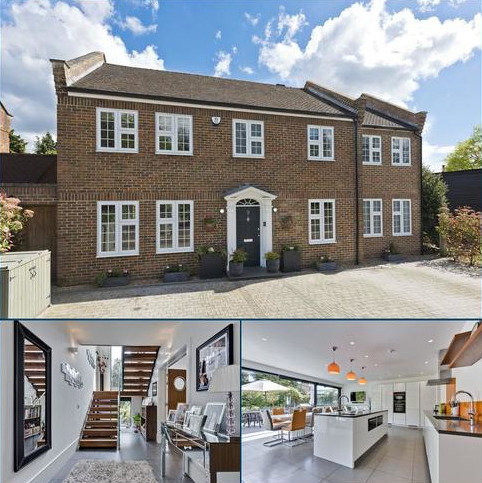 3 bedroom detached house for sale - Tellisford, Esher, Surrey, KT10