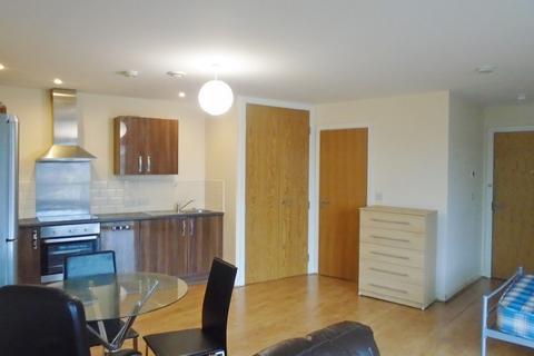Studio to rent - Ashton Point, 66 Upper Allen Street, Sheffield