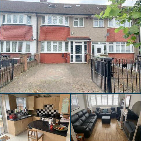 4 bedroom terraced house for sale - Longhill Road, Catford, London, SE6 1TY