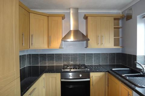 2 bedroom townhouse to rent - Hardwick Crescent, Syston, Leicester