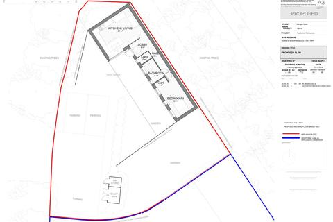 Plot for sale - Hinksey Hill, Oxford, OX1