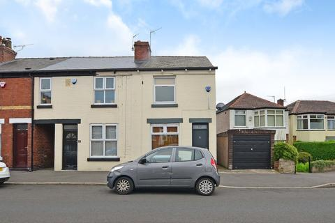 3 bedroom end of terrace house for sale - Romsdal Road, Crookes