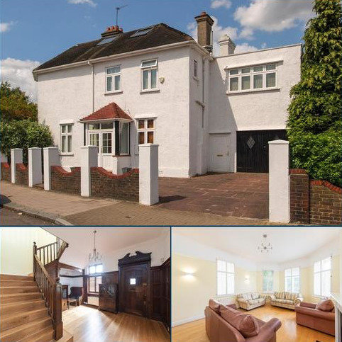 8 bedroom detached house for sale - Mount Ephraim Road, London, SW16