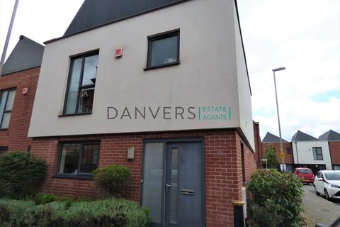 3 bedroom semi-detached house to rent - Wheatsheaf Way , Leicester