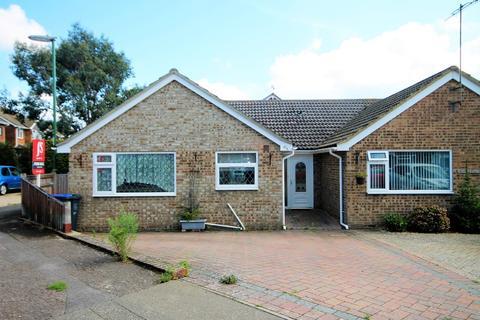 2 bedroom terraced bungalow for sale - Roman Walk, Sompting BN15 0DF