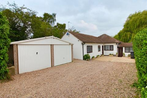 3 bedroom detached bungalow for sale - Station Road, Thurnby, Leicester