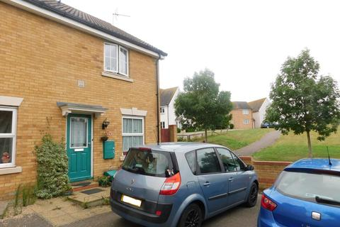 2 bedroom end of terrace house for sale - Goosander Road, Stowmarket