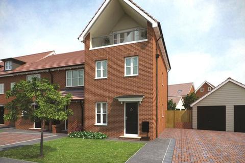 3 bedroom semi-detached house for sale - PLOT 455 ESHTON PHASE 4, Navigation Point, Cinder Lane, Castleford