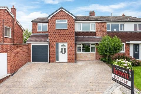 4 bedroom semi-detached house for sale - Ullswater Road, West Heath, Congleton