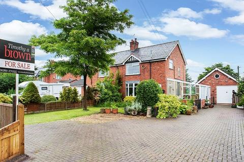 3 bedroom semi-detached house for sale - Holmes Chapel Road, Davenport, Congleton