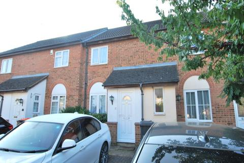 2 bedroom terraced house to rent - ST GEORGES CLOSE