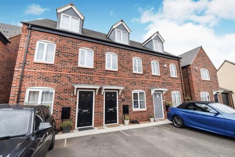 3 bedroom terraced house for sale - LULWORTH ROAD, BOULTON MOOR