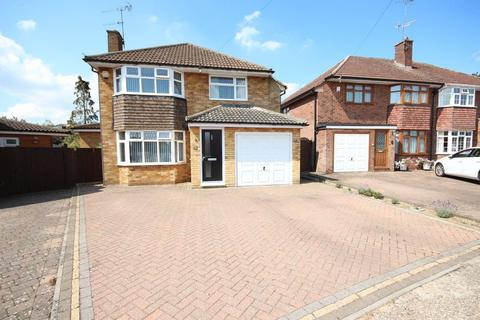 3 bedroom detached house for sale - Heavily extended 3/4 bedroom in Putteridge....