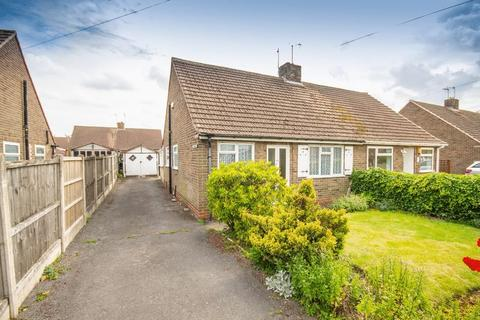 2 bedroom semi-detached bungalow for sale - STANHOPE ROAD, MICKLEOVER