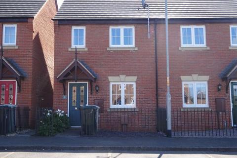 2 bedroom semi-detached house to rent - Harvest Way, Skegness