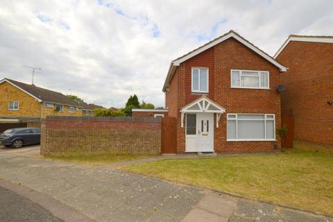 3 bedroom detached house for sale - Turnpike Drive, Warden Hills, Luton, Bedfordshire, LU3 3RA