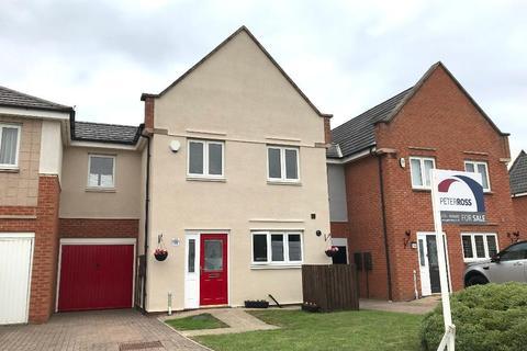 4 bedroom semi-detached house for sale - Bittern Close, Riverside Park, Dunston, Gateshead, Tyne and Wear, NE11 9FF