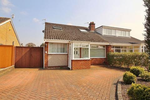 3 bedroom semi-detached bungalow for sale - Dorset Avenue, Ainsdale