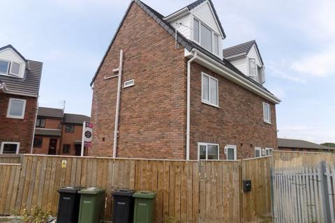 3 bedroom semi-detached house to rent - Byron Close, Choppington