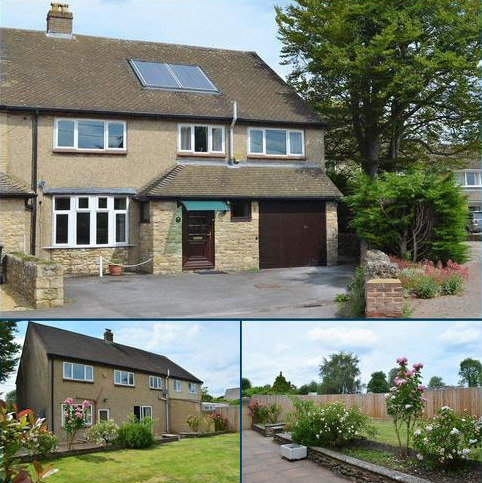 4 bedroom semi-detached house to rent - High Street, Cumnor