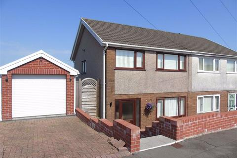 3 bedroom semi-detached house for sale - Brayley Road, Morriston, Swansea