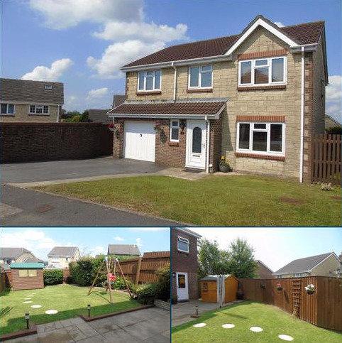 4 bedroom detached house for sale - Bryn Heddyd, Llangyelach, Swansea