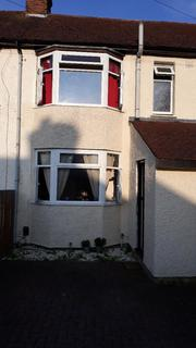 1 bedroom terraced house to rent - Thetford Terrace