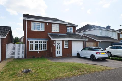 4 bedroom detached house for sale - Shearwater Drive, Langford Village, Bicester