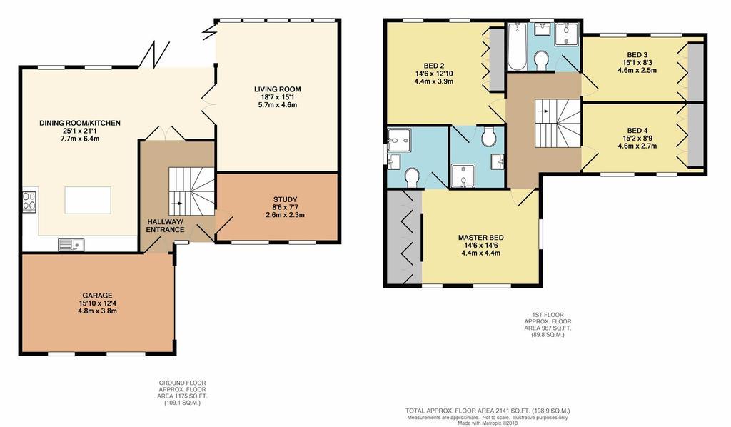 Floorplan 1 of 4: Plot 7 Floor Plan
