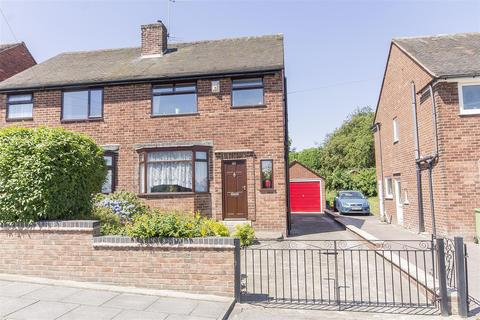 3 bedroom semi-detached house for sale - Clarkson Avenue, Boythorpe, Chesterfield